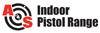 A&S Indoor Pistol Range Logo